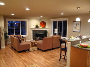 Home Staging Living Room 5